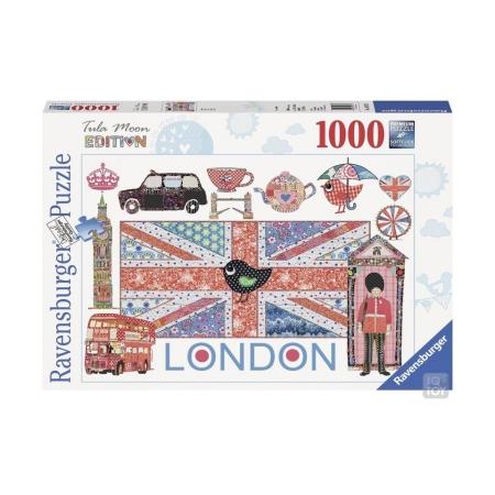 Пазл Тула Мун - Лондон, 1000 деталей