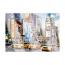 Пазл с видео-анимацией Утро на Таймс-сквер, 1000 деталей