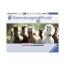 Пазл панорамный Дикие лошади, 1000 деталей