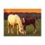 Пазл Красивые лошади, 500 деталей
