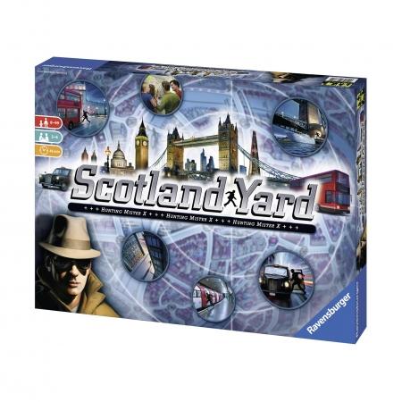 Настольная игра Скотланд Ярд