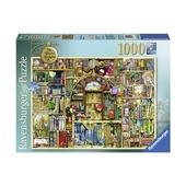 Пазл Необыкновенный книжный магазин, 1000 деталей