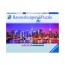 Пазл панорамный Огни ночного Манхеттэна, 1000 деталей