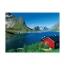 Пазл Норвежский фьорд, 500 деталей
