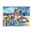 Пазл Собаки на пляже XXL, 100 деталей