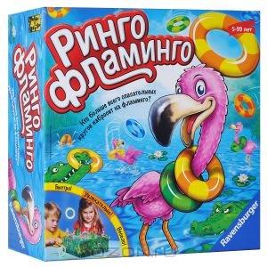 Настольная игра Ринго Фламинго