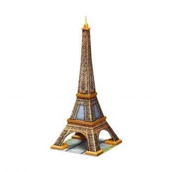 3D Пазл Эйфелева башня, 216 деталей