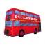 3D Пазл Лондонский автобус, 216 деталей (уценка)