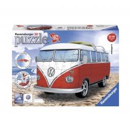 3D Пазл VW Bus T1, 162 детали