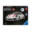 3D Пазл Porsche 911R, 108 деталей