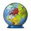 3D Пазл Земной шар, 72 детали