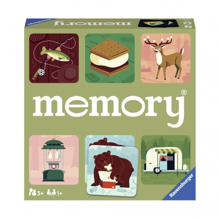 Мемори-игра На природе (уценка)