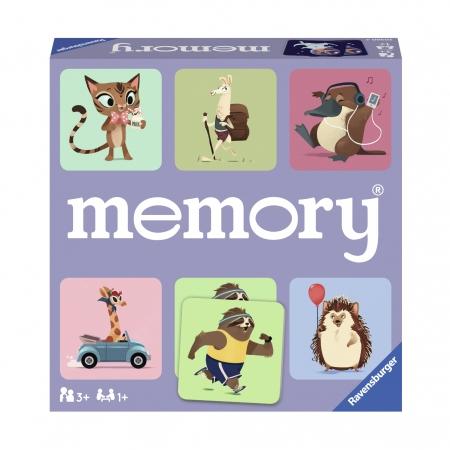 Мемори-игра Мир животных (уценка)