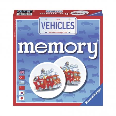 Мемори-игра Транспорт