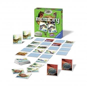 Мемори-игра Динозавры