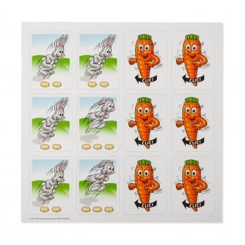 Настольная игра Выдерни морковку
