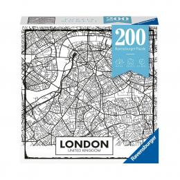 Пазл Жизнь большого города, 200 деталей