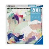 Пазл Цветовой всплеск, 200 деталей