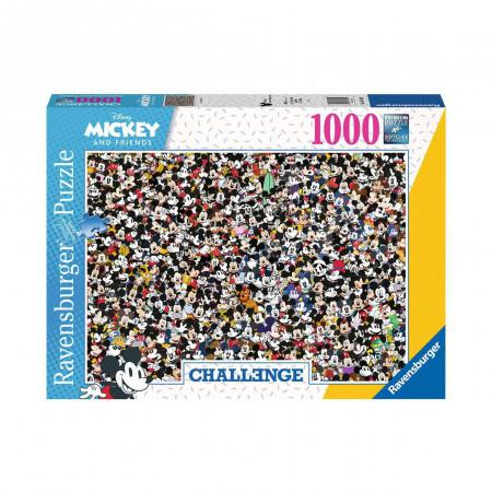 Пазл Вызов Микки, 1000 деталей