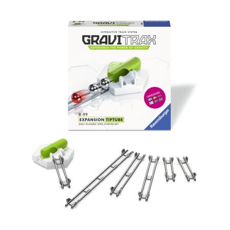 Дополнительный набор к конструктору GraviTrax Рельсы и труба