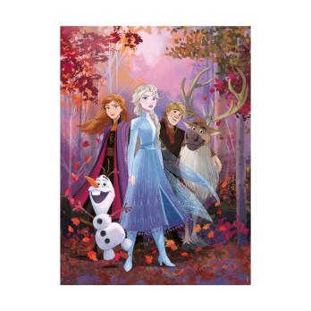Пазл Холодное сердце Фантастическое приключение, 150 деталей