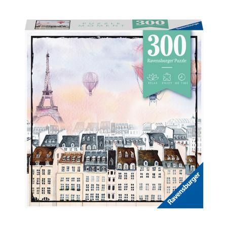 Пазл Воздушные шары в Париже, 300 деталей